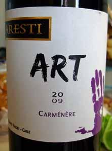 Wartcarmenere2009