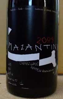 Wmazantini2009